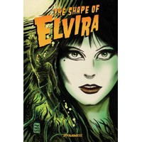 ELVIRA SHAPE OF ELVIRA TP - David Avallone