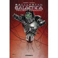 BATTLESTAR GALACTICA TWILIGHT COMMAND TP - Michael Morici