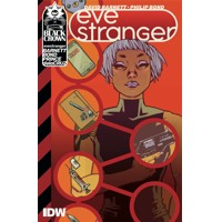EVE STRANGER TP VOL 01 - David Barnett