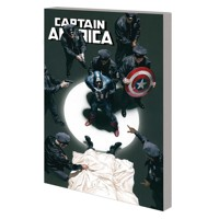 CAPTAIN AMERICA TP VOL 02 CAPTAIN OF NOTHING - Ta-Nehisi Coates