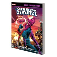 DOCTOR STRANGE EPIC COLLECTION TP TRIUMPH AND TORMENT - Peter B. Gillis, Roy T...