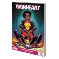 IRONHEART GN TP RIRI WILLIAMS - Brian Michael Bendis