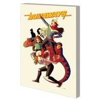 RUNAWAYS BY RAINBOW ROWELL TP VOL 04 BUT YOU CANT HIDE - Rainbow Rowell