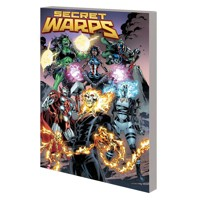 SECRET WARPS TP - Al Ewing, Mark Waid, More