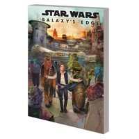 STAR WARS GALAXYS EDGE TP - Sacks, Ethan