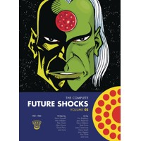 COMPLETE FUTURE SHOCKS TP VOL 02 - Alan Moore, Various
