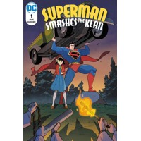 SUPERMAN SMASHES THE KLAN #1 (OF 3) - Gene Luen Yang