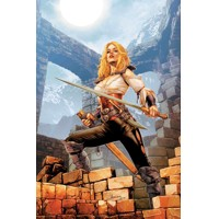 AGE OF CONAN VALERIA #1 (OF 5) - Meredith Finch