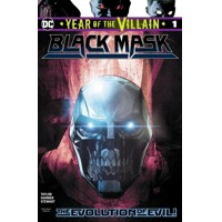 BLACK MASK YEAR OF THE VILLAIN #1 - Tom Taylor