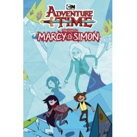 ADVENTURE TIME MARCY & SIMON TP - Olivia Olson