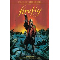 FIREFLY UNIFICATION WAR HC VOL 02 - Greg Pak
