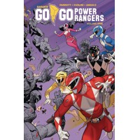 GO GO POWER RANGERS TP VOL 05 - Ryan Parrott