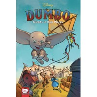 DISNEY DUMBO (LIVE ACTION) FRIENDS IN HIGH PLACES TP VOL 01 - John Jackson Mil...
