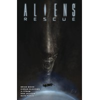 ALIENS RESCUE TP - Brian Wood