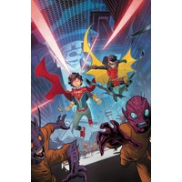 ADVENTURES OF THE SUPER SONS TP VOL 02 LITTLE MONSTERS - Peter J. Tomasi