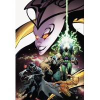 DC YEAR OF THE VILLAIN OMNIBUS HC