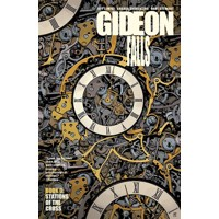 GIDEON FALLS TP VOL 03 STATIONS OF THE CROSS - Jeff Lemire