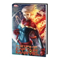 LIFE OF CAPTAIN MARVEL MARVEL SELECT HC - Margaret Stohl