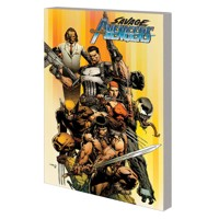 SAVAGE AVENGERS TP VOL 01 CITY OF SICKLES - Gerry Duggan
