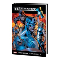 ULTIMATES BY MARK MILLAR & BRYAN HITCH OMNIBUS HC NEW PTG - Mark Millar