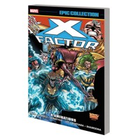 X-FACTOR EPIC COLLECTION TP X-AMINATIONS - Peter David, Scott Lobdell, More