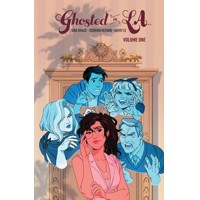 GHOSTED IN LA TP VOL 01 DISCOVER NOW ED - Sina Grace