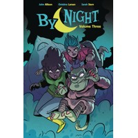 BY NIGHT TP VOL 03 - John Allison