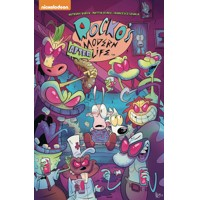 ROCKOS MODERN AFTERLIFE TP VOL 01 - Ryan Ferrier