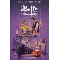 BUFFY THE VAMPIRE SLAYER TP - Jordie Bellaire