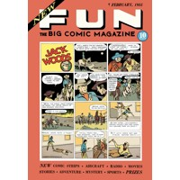 FAMOUS FIRST EDITION NEW FUN #1 HC