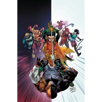 TEEN TITANS DEATHSTROKE THE TERMINUS AGENDA HC - Adam Glass, Christopher Priest