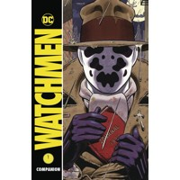 WATCHMEN COMPANION HC - Ray Winninger, Daniel Greenberg, Others, Dennis O'Neil