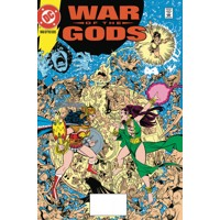 WONDER WOMAN WAR OF THE GODS OMNIBUS HC - George Perez, Others