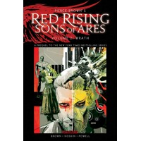 PIERCE BROWN RED RISING SON OF ARES HC SGN ED VOL 02 - Pierce Brown, Rik Hoskin