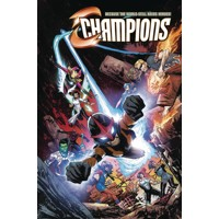 CHAMPIONS BY JIM ZUB TP VOL 02 - Jim Zub