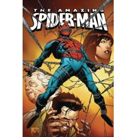 AMAZING SPIDER-MAN STRACZYNSKI OMNIBUS HC VOL 02 QUESADA VAR - Peter David, Mo...