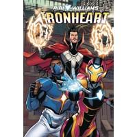 IRONHEART TP VOL 02 TEN RINGS - Eve Ewing