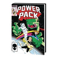 POWER PACK CLASSIC OMNIBUS HC VOL 01 - Louise Simonson, Terry Austin, More