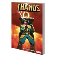 THANOS TP ZERO SANCTUARY - Tini Howard