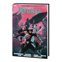 UNCANNY X-FORCE BY REMENDER OMNIBUS HC NEW PTG - Rick Remender