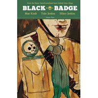 BLACK BADGE HC VOL 03 - Matt Kindt