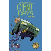 GIANT DAYS TP VOL 12 - John Allison