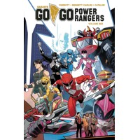 GO GO POWER RANGERS TP VOL 06 - Ryan Parrott