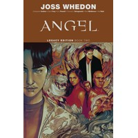 ANGEL LEGACY ED GN VOL 02 - Christopher Golden, Joss Whedon