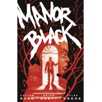 MANOR BLACK TP (MR) - Cullen Bunn, Brian Hurtt