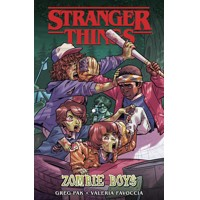 STRANGER THINGS ZOMBIE BOYS VOL 01 - Greg Pak