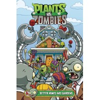 PLANTS VS ZOMBIES HC BETTER HOMES & GUARDENS - v