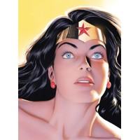 WONDER WOMAN SPIRIT OF TRUTH HC - Paul Dini, Alex Ross