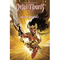 DEJAH THORIS DEJAH RISING TP - Amy Chu