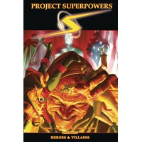 PROJECT SUPERPOWERS OMNIBUS TP VOL 03 HEROES VILLAINS - Joe Casey, Phil Hester...